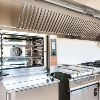 DLV Ozwide Canopy Cleaners - 3 Ways That Will Help Saving Space in kitchen fit out