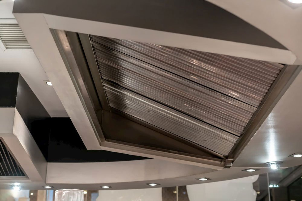 DLV Ozwide Canopy Cleaners - Kitchen fan and duct clean